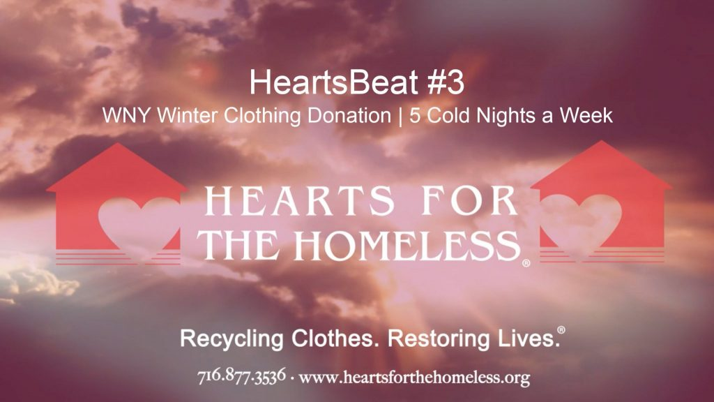 buffalo winter clothing donation