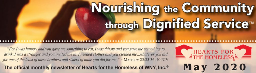 Nourishing community through dignified service banner