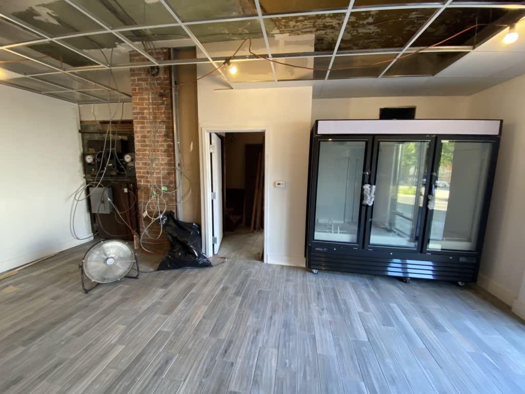 In Progress: Interior Pantry Remodel