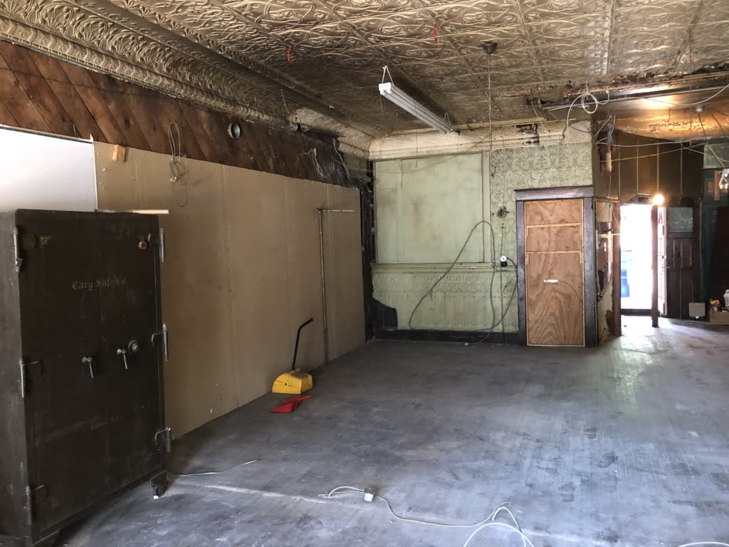 Before: Interior Pantry Remodel