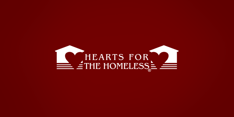 Hearts for the Homeless Logo